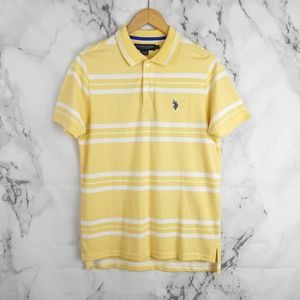 NWOT Men's U.S. Polo Assn. Stripe Shirt